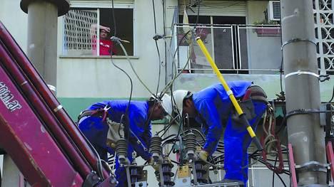 Problemas con energia en Villa Devoto