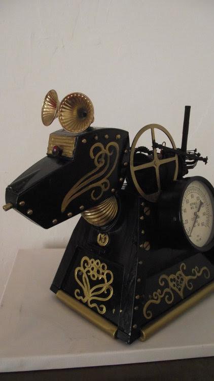 Victorian/Steampunk K9