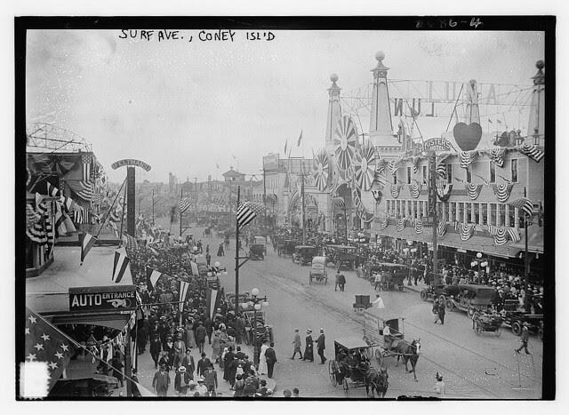 Vintage Coney Island 2