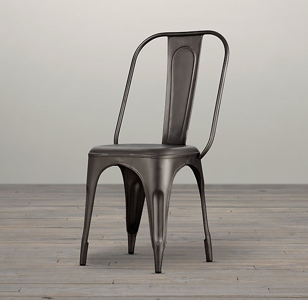 Metal Dining Room Chairs