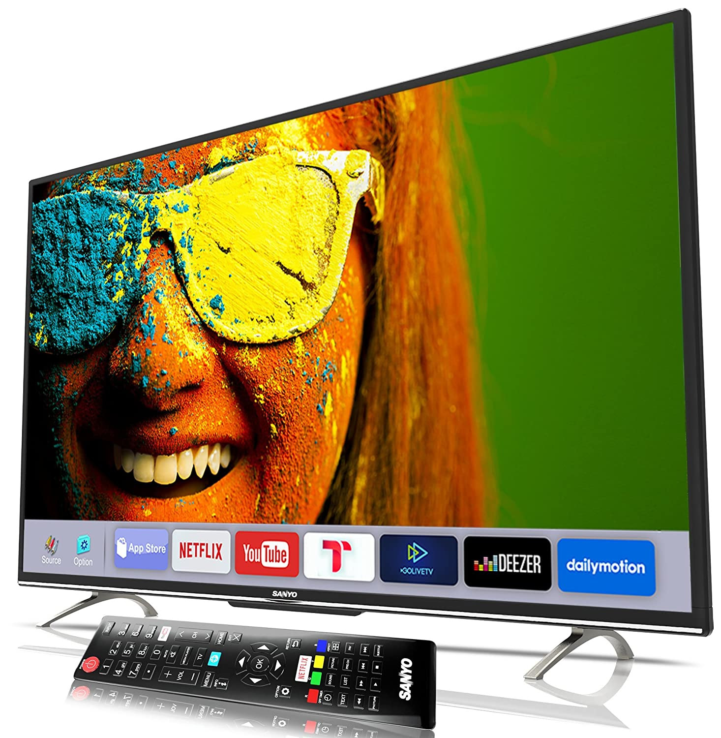 Deals on Sanyo (43 inch) Full HD IPS Smart LED TV