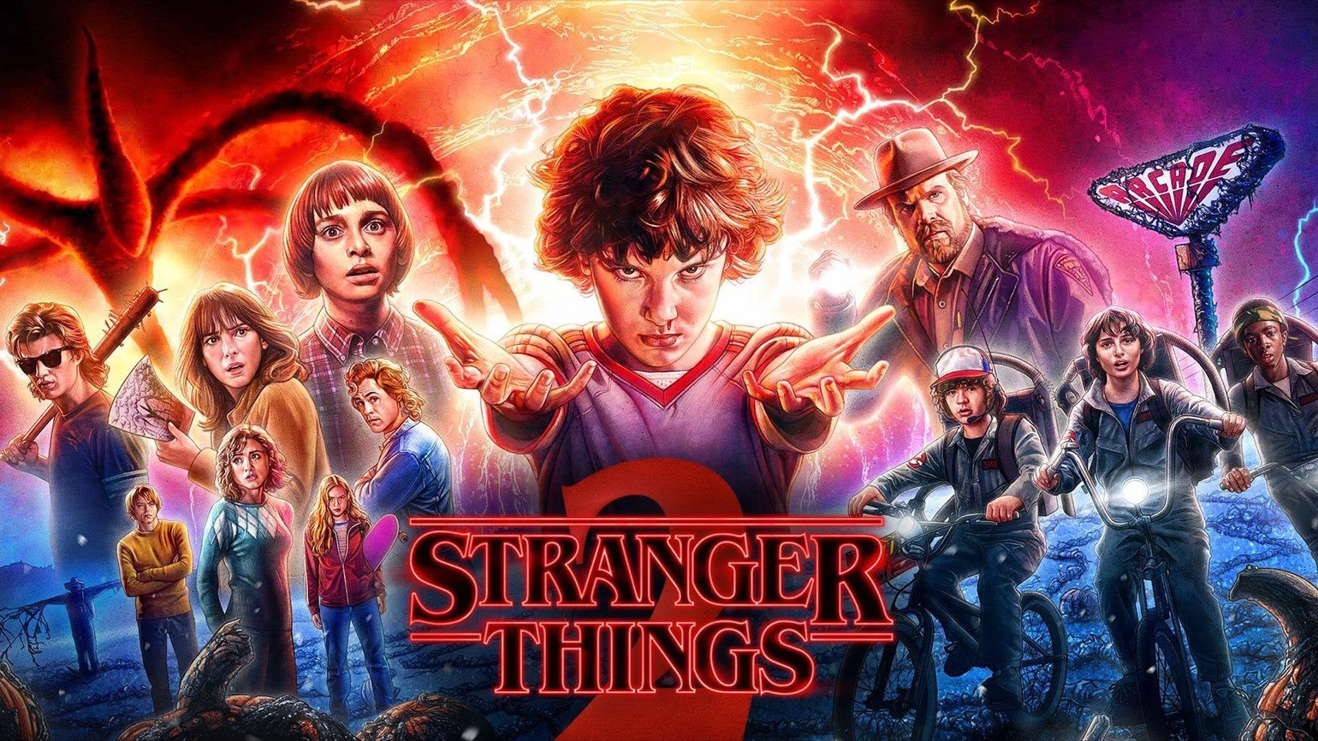 Stranger Things Season 3 Hd Wallpapers Posted By Michelle Thompson