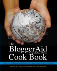 The BloggerAid Cookbook
