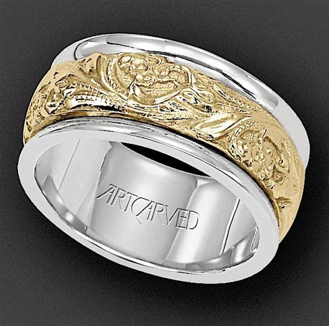 wedding rings pictures mens artcarved brand wedding rings
