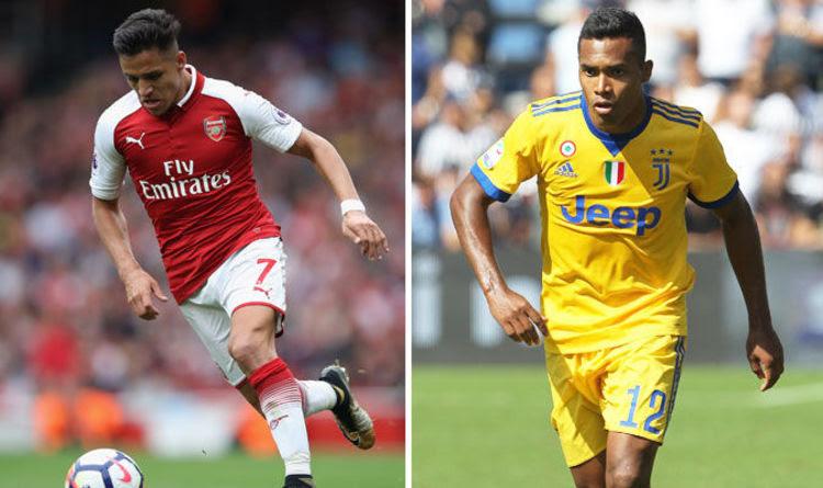 Chelsea news: Alexis Sanchez and Alex Sandro double swoop readied to keep Antonio Conte