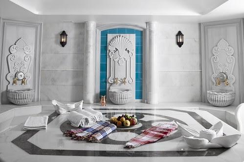 Rixos Royal Spa Turkish-Bath by NobleandRoyal