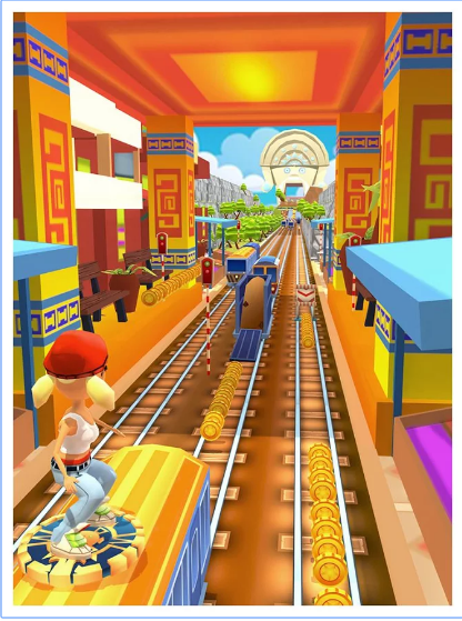 Download Subway Surf Runner APK v1 - For Android ~ Custom ...