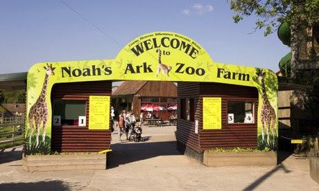 Noah's Ark Zoo Farm, Bristol, England, UK