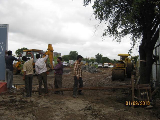 Kalpataru Harmony Wakad Pune - site