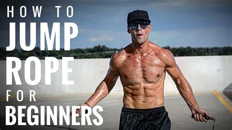 jump rope  beginners youtube