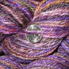 Mourning Dove's Cousin yarn, skein #2