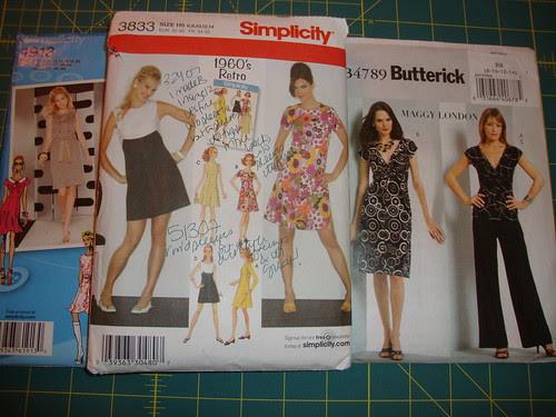 more dresses!