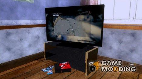 Sony Playstation 4 For Gta San Andreas