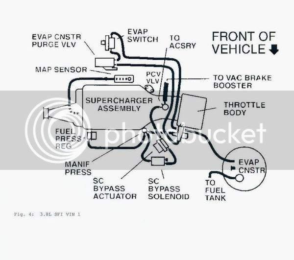 3800 Series 2 Vacuum Diagram