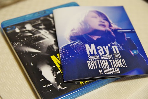 RHYTHM TANK!! (BD) May'n by cinz