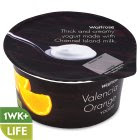 Waitrose valencia orange yogurt