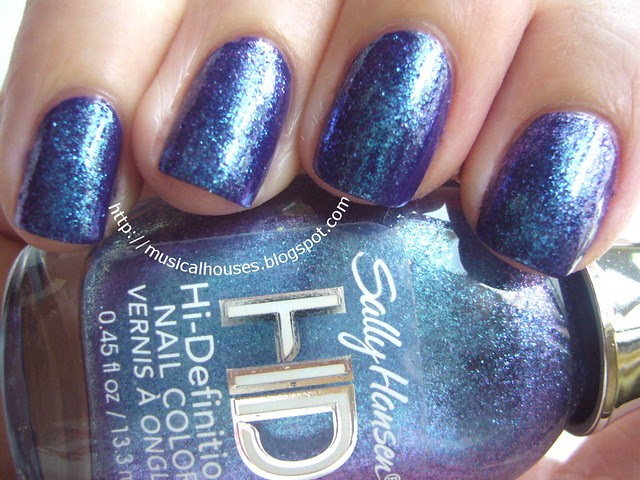 sally hansen dvd nails inc belgrave st duochrome 1