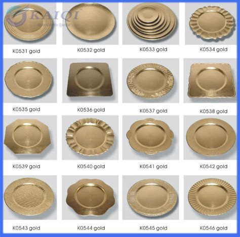 56 Cheap Plastic Plates For Wedding, Crystal Charger