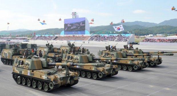 Tank K9, Senjata Penghancur yang Dinanti TNI AD