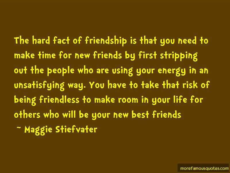 Time For New Friends Quotes Top 36 Quotes About Time For New