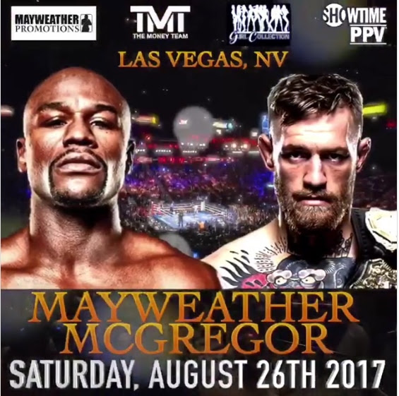 Image result for mayweather mcgregor
