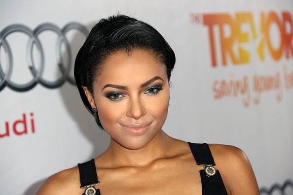 Kat Graham - Arrivals at 'TrevorLIVE' in Hollywood
