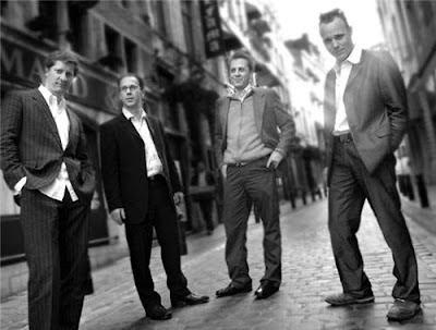 Pascal Schumacher Quartet