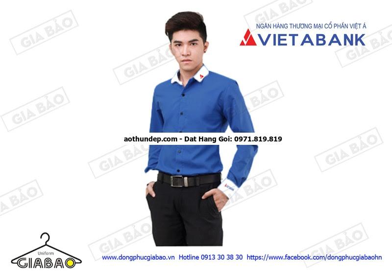 đồng phục ngân hàng đông á