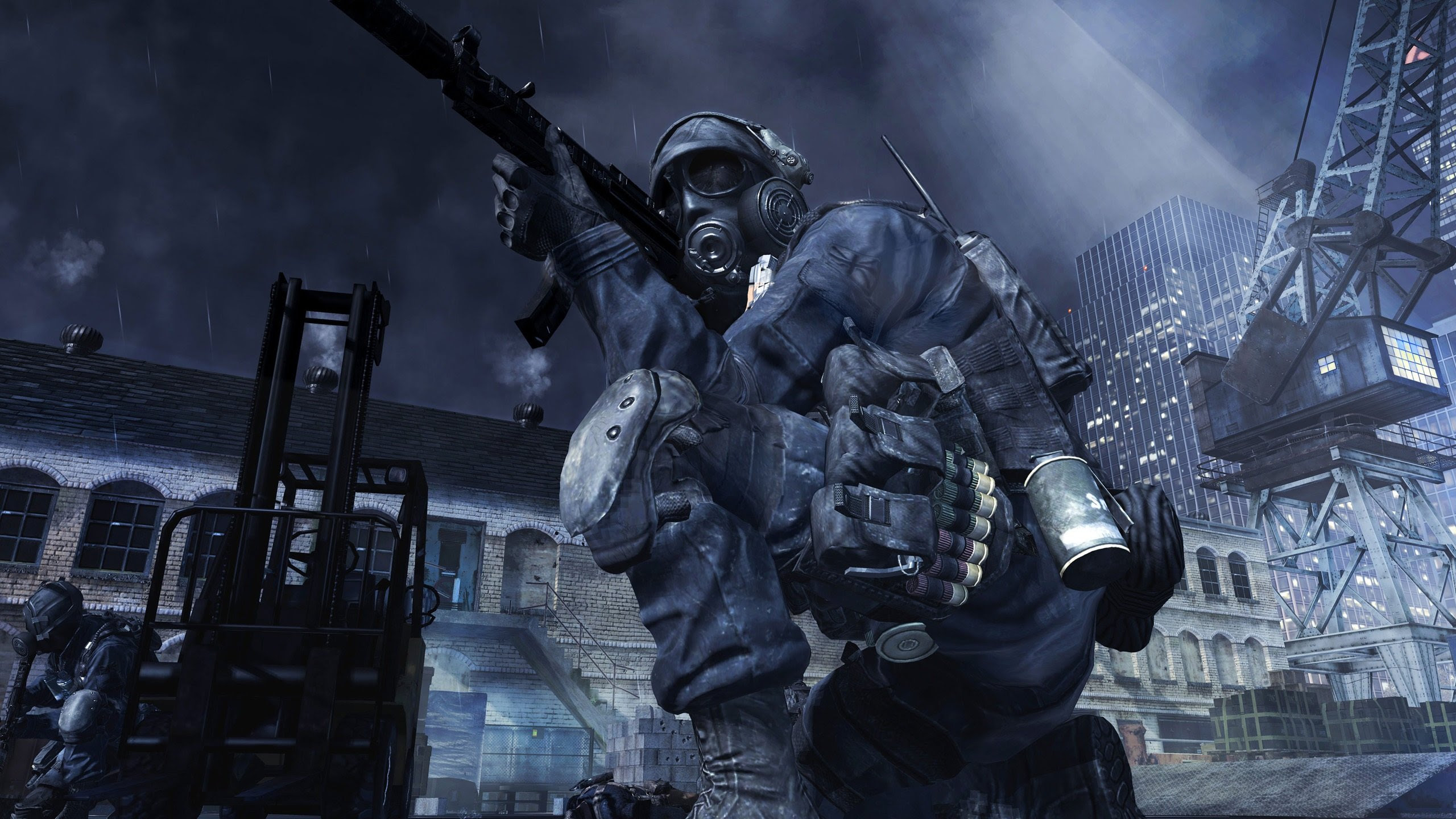 Call Of Duty Modern Warfare Hd Wallpapers Backgrounds 2560x1440