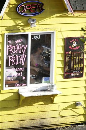 Bikini espresso locations in everett wa
