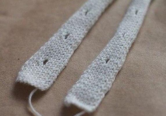 Интересный метод вязания косички без провязывания перекрещенных петель. Модный тренд!