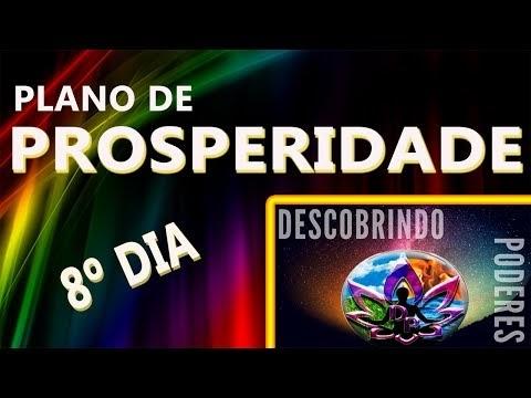 O Plano de prosperidade 40 dias 8º DIA
