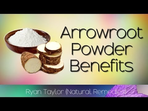 Arrowroot Powder: Benefits and Uses