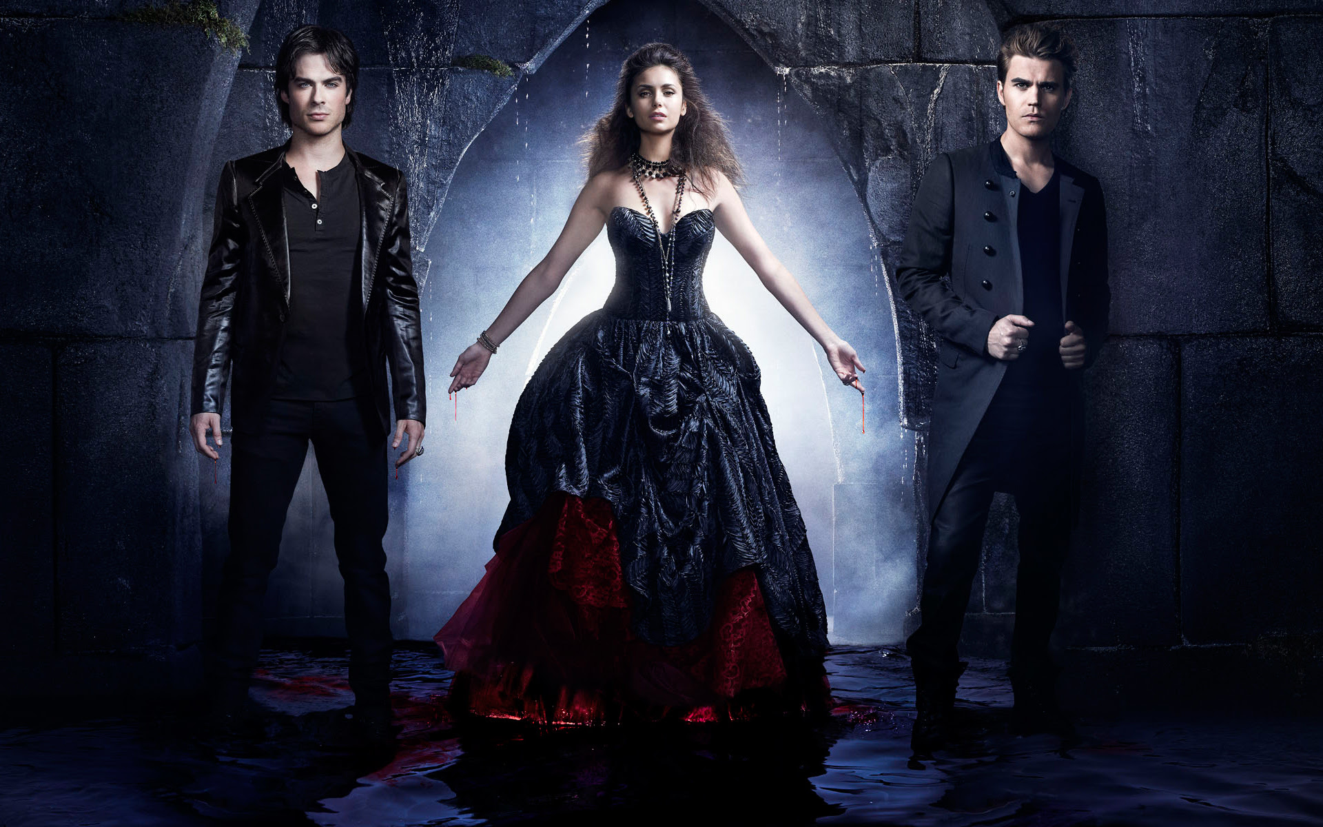 Image result for the vampire diaries season 4