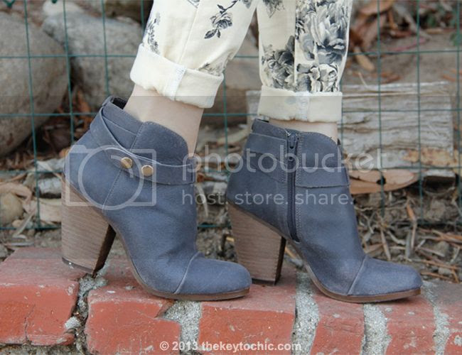 Steve Madden Arieel ankle boots, Rag & Bone Harrow look alike boots for less