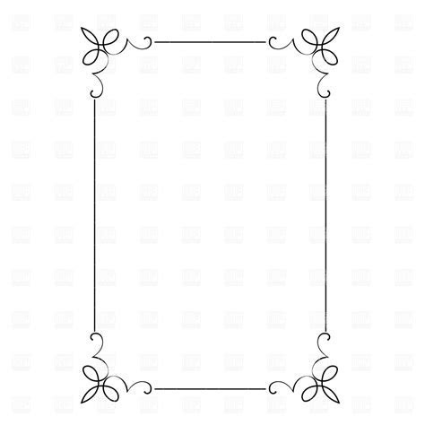 Decorative frame, 4693, Borders and Frames, download