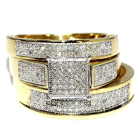 ?? Best Wedding Ring Sets For Her Under $1000 ? Best Cheap