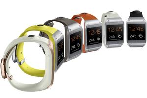 Samsung Galaxy engrenagem Smartwatch