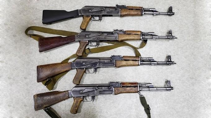 Como identificar um fuzil AK fabricado originalmente na Rússia de um falso