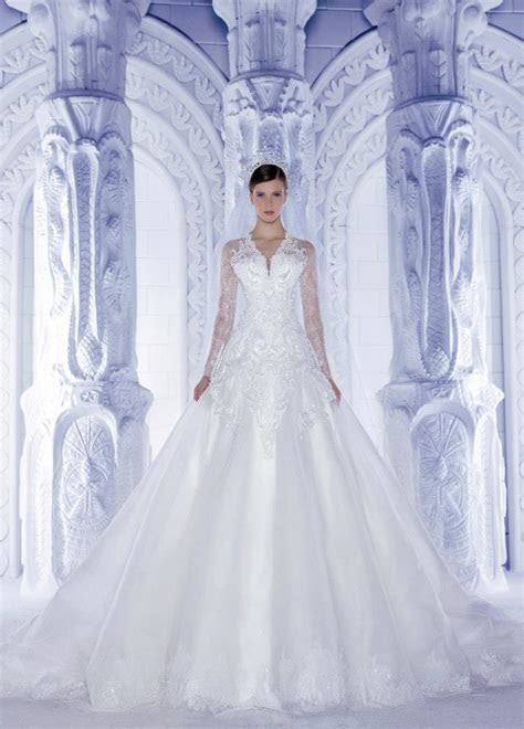 Michael Cinco Spring/Summer 2013 Couture Weddings   Tommy