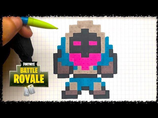 Pixel Art Fortnite Skin Nomade Facile Fortnite Aimbot Gpc