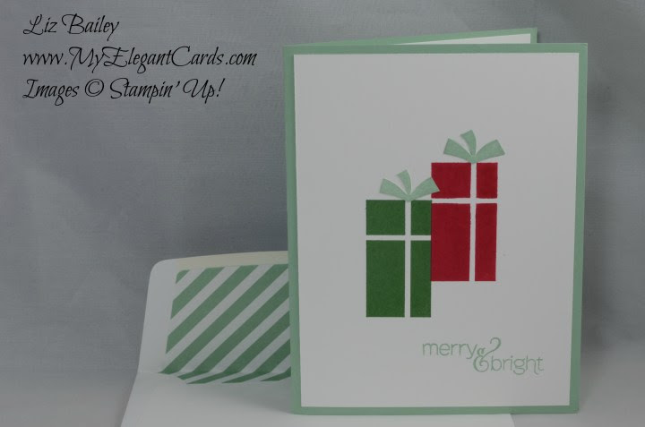 Stampin' Up! Your Presents