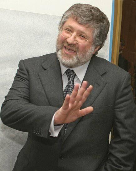 Подставных лиц выдают за русских диверсантов, чтобы получить деньги от Коломойского