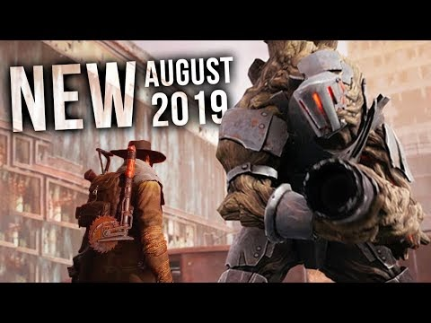 Every game set to be released in August 2019