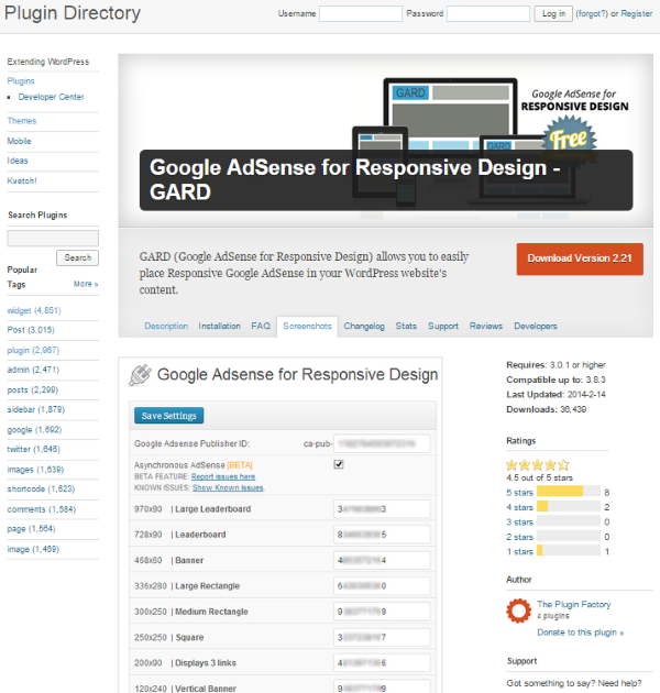 Monetize Wordpress Website - improve website traffic quality
