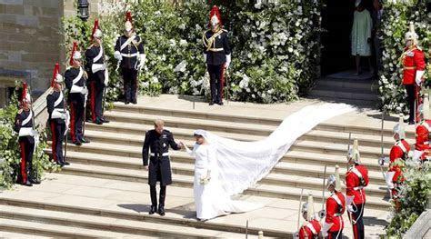 Royal Wedding 2018: Prince Harry and Meghan Markle?s