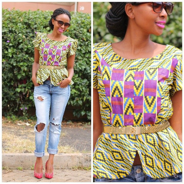 How to wear Peplum tops | Fashion Notebook
