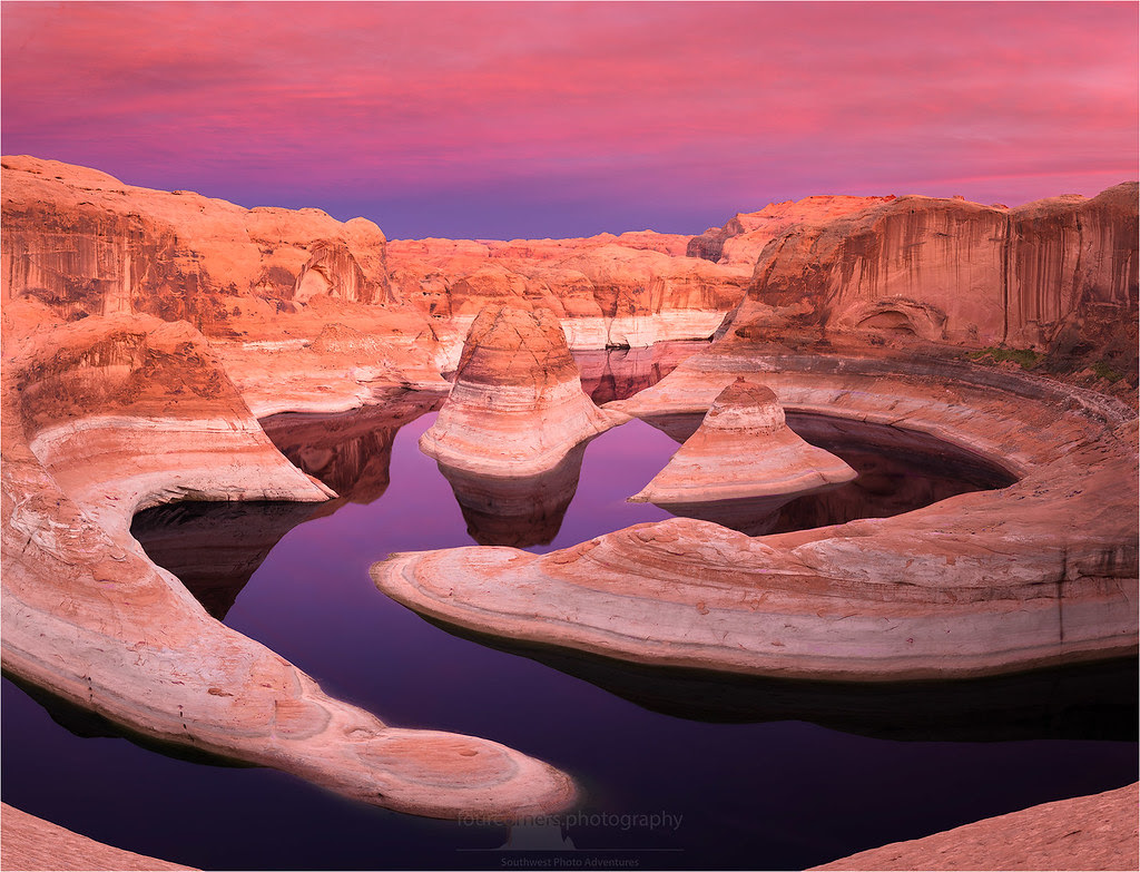 Reflection Canyon Lake Powell You Are Invited To
