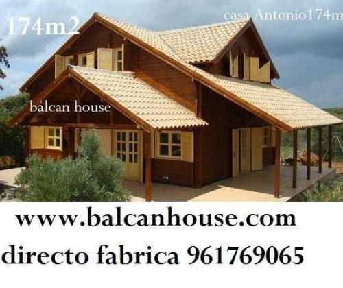 Casas de madera prefabricadas casas prefabricadas galicia - Casas prefabricadas oferta ...