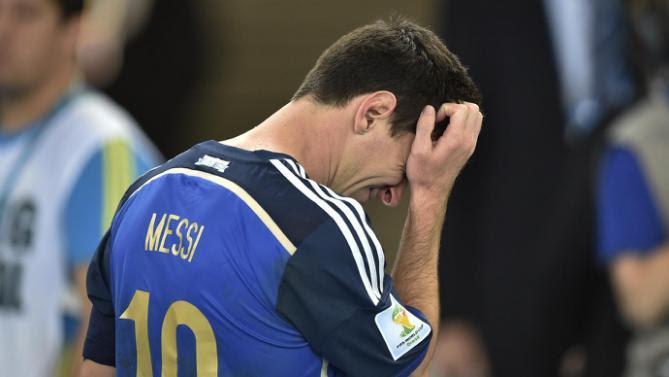 Messi Y El Sentido Comun El Penultimo Raulista Vivo Libertad Digital
